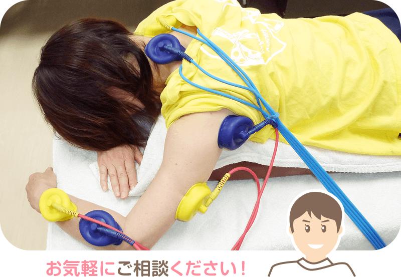 手のしびれの治療