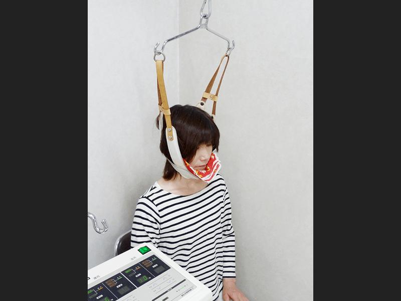 首〜背中の痛みの治療