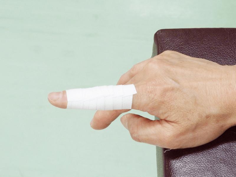 骨折・脱臼・捻挫・打撲の治療